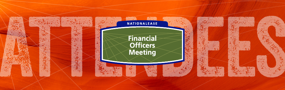 Financial Officers Meeting